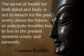 Quote Buddhist The Secret to Health